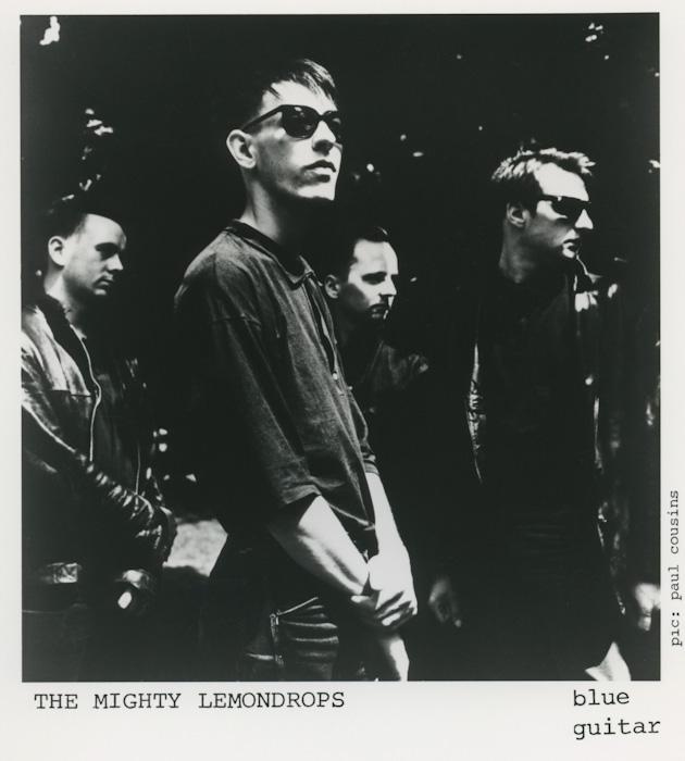 The Mighty Lemon Drops aux Rencontres Trans Musicales de Rennes (1986) | Association Trans Musicales