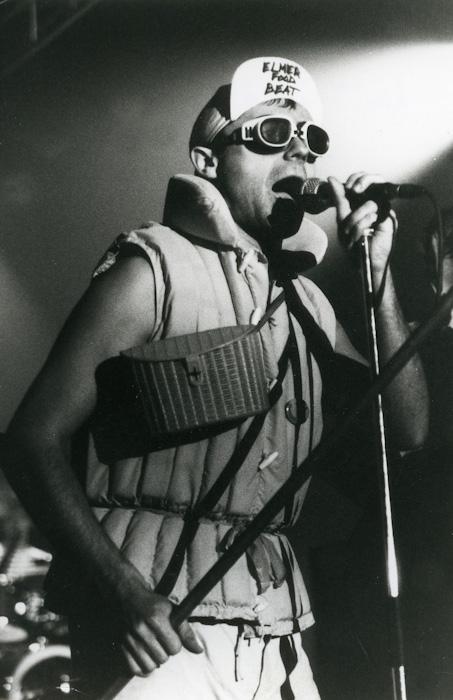 Elmer Food Beat aux Rencontres Trans Musicales de Rennes (1989) | Association Trans Musicales