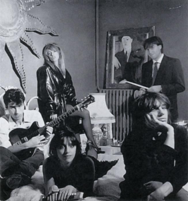 Les Maracas aux Rencontres Trans Musicales de Rennes (1989) | Association Trans Musicales