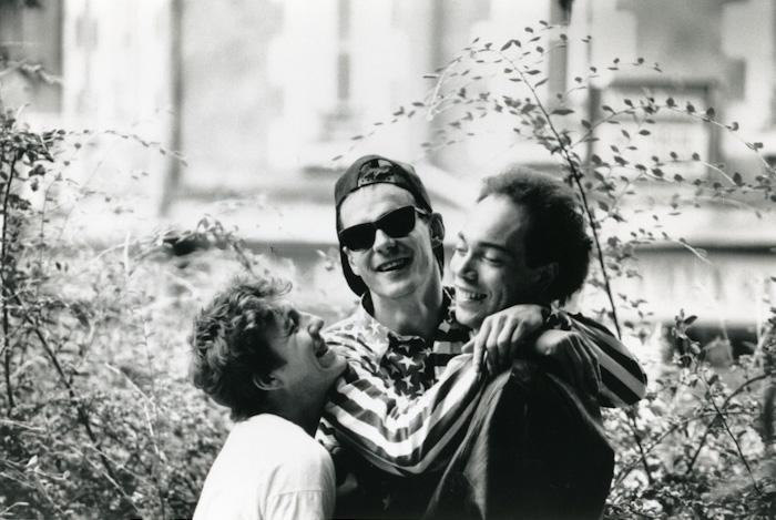 Merci Simka aux Rencontres Trans Musicales de Rennes (1989) | Association Trans Musicales