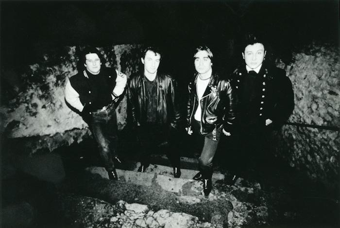 Shredded Ermine's aux Rencontres Trans Musicales de Rennes (1990) | Association Trans Musicales