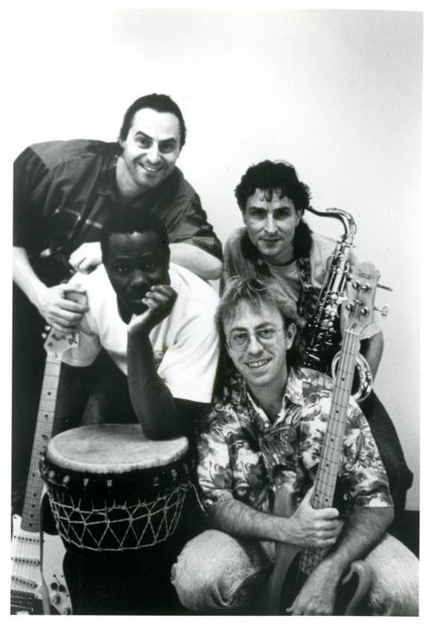 Aïpa'Atout aux Rencontres Trans Musicales de Rennes (1994)   Association Trans Musicales
