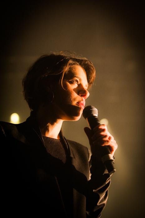 Monika aux Rencontres Trans Musicales de Rennes (2015) | Association Trans Musicales