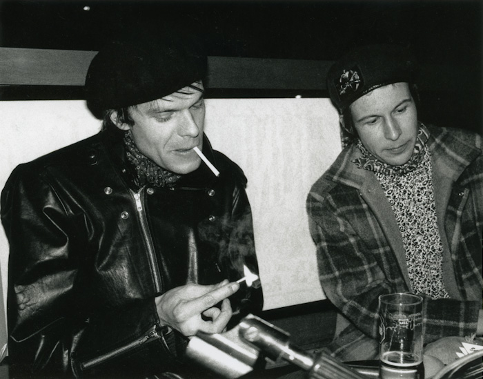 22 Pistepirkko aux Rencontres Trans Musicales de Rennes (1990) | Association Trans Musicales