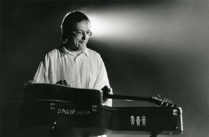 Suns of Arqa aux Rencontres Trans Musicales de Rennes (1994, 1995)   Association Trans Musicales
