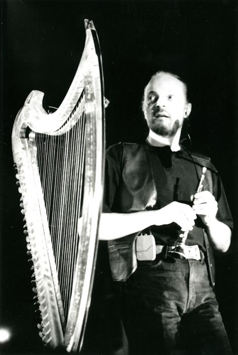 Alan Stivell aux Rencontres Trans Musicales de Rennes (1995)