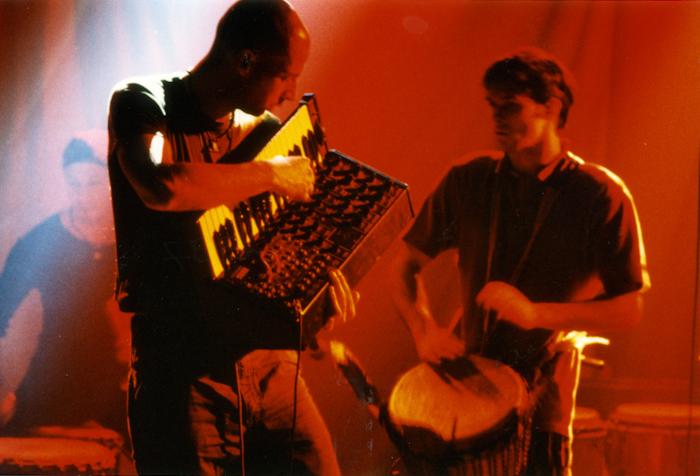 Orange Blossom aux Rencontres Trans Musicales de Rennes (1997)   Association Trans Musicales