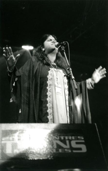 Nitin Sawhney aux Rencontres Trans Musicales de Rennes (1998)   Association Trans Musicales