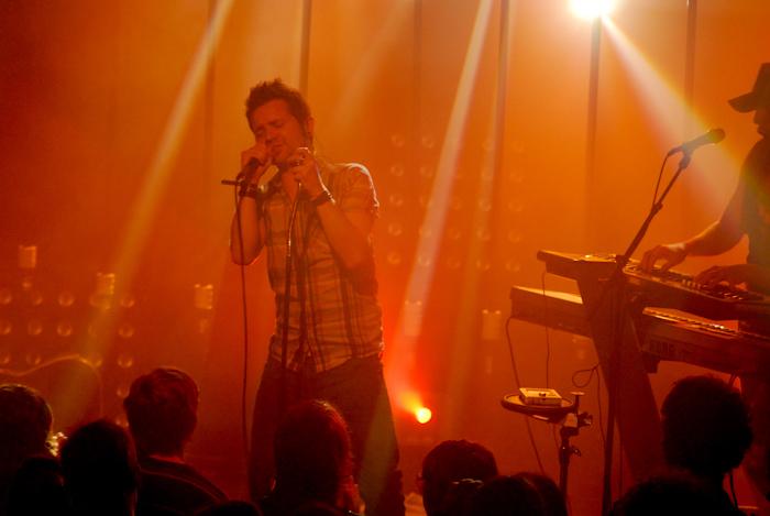 The Guests Only aux Rencontres Trans Musicales de Rennes (2009)   Association Trans Musicales