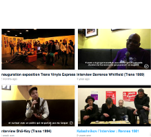 Image Lien vers la page présentant toutes les interviews des artistes